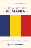 The Legal system of Romania